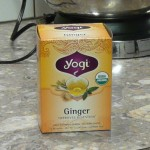 Ginger Tea Flavor Molecules