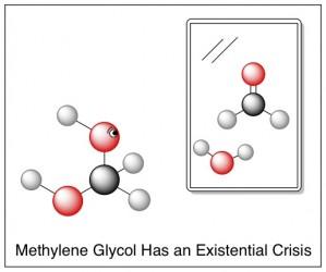 methylene glycol formaldehyde brazilian blowout zero