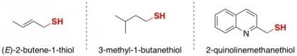 skunk spray chemistry